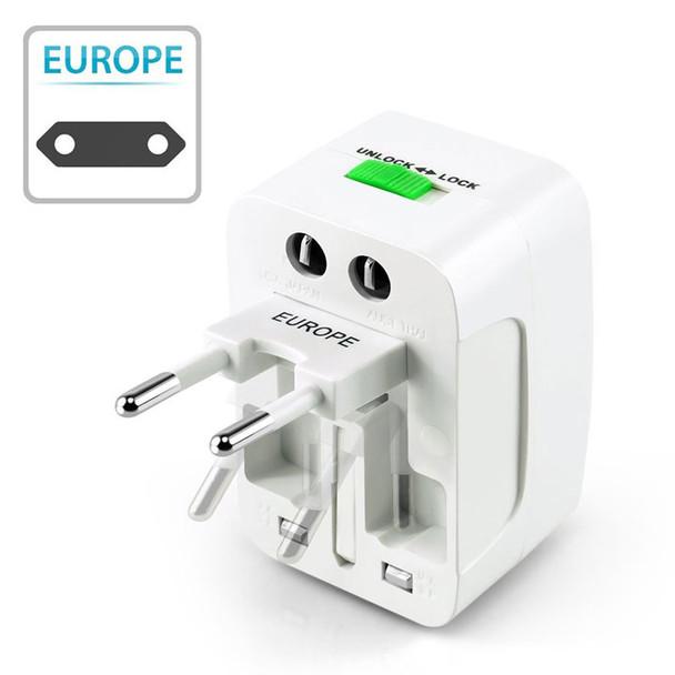 International Plug Adapter, Europe Plug