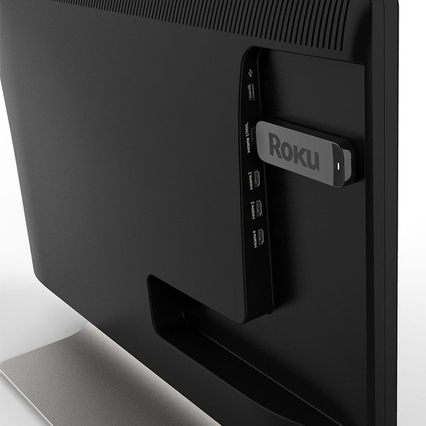 Roku Streaming Stick in HDMI Port