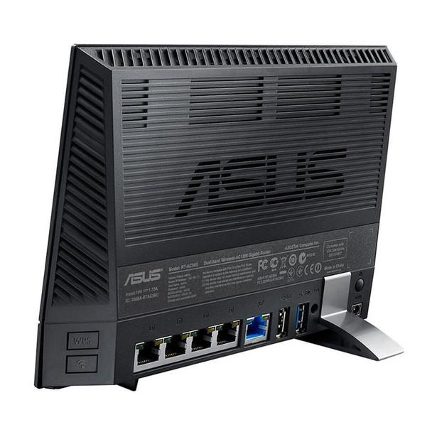 Asus RT-AC56R VPN Router Back Left