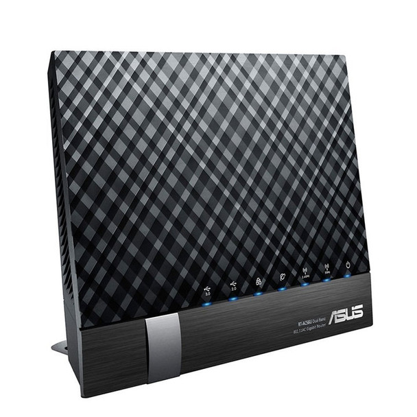 Asus RT-AC56R VPN Router Front Side