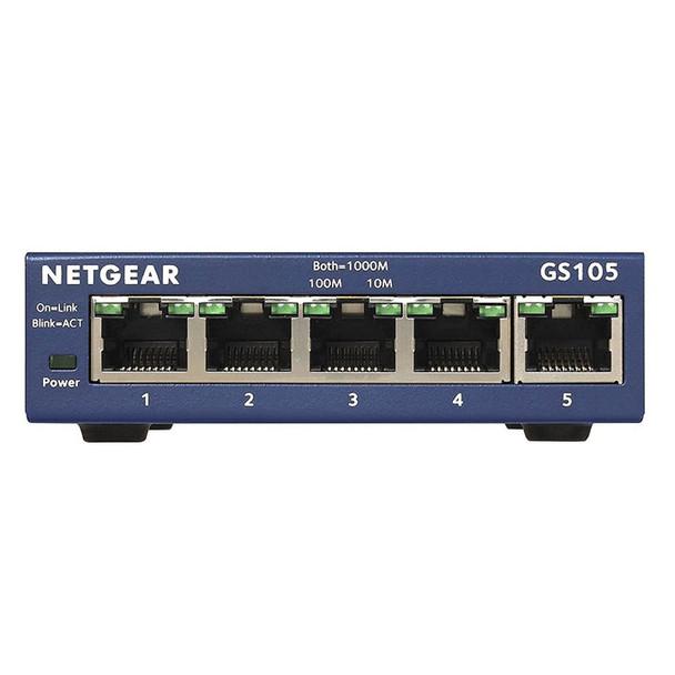 NETGEAR ProSAFE GS105 Front