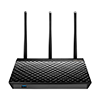 Asus RT-AC66U VPN router comparison