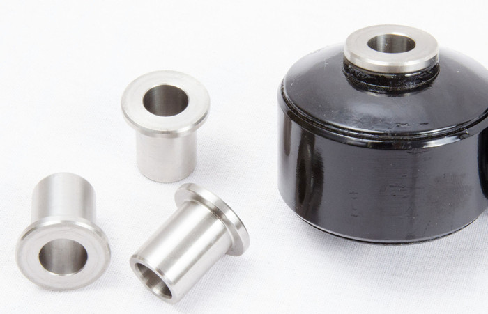 Shock Mount Bushings for beam suspension  when running independent rear shocks.