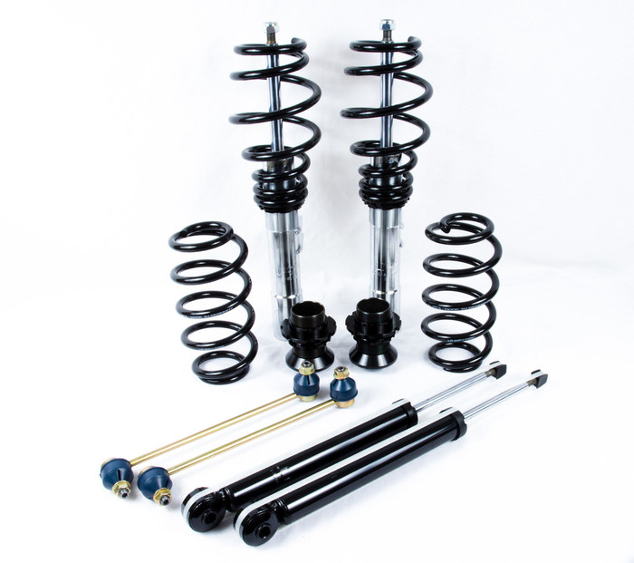 WRD Advantage Street+ Coilovers MK5/6HD 2006-2015. NOW WITH GERMAN MADE SPRINGS!