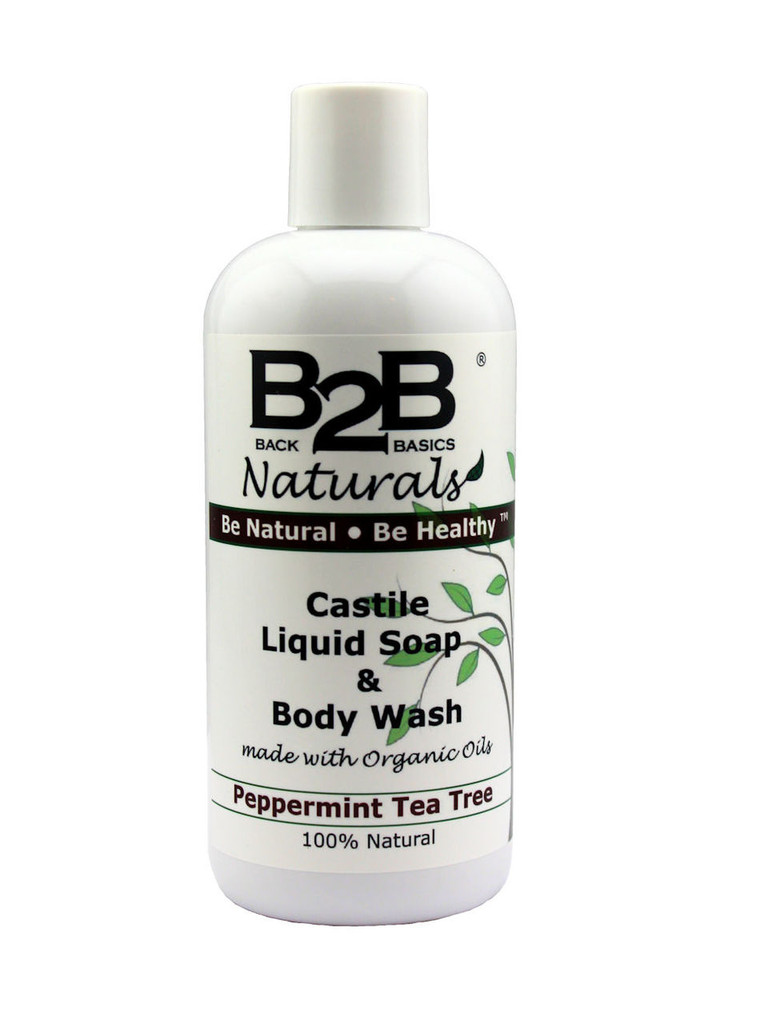 Peppermint & Tea Tree essential oils are known for their powerful antibacterial and antiseptic properties and have a bright, clean, rejuvenating scent. The crisp, vibrant minty aroma wakes you up in the morning and cools you down after a challenging workout.