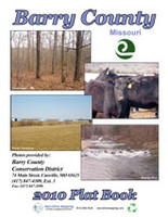 Barry County Missouri 2010 Plat Book