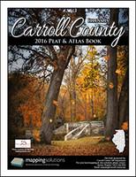 Carroll County Illinois 2016 Plat Book