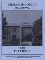 Cherokee County Oklahoma 2001 Plat Book