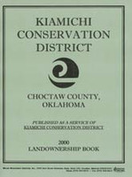 Choctaw County Oklahoma 2000 Plat Book