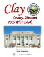 Clay County Missouri 2009 Plat Book