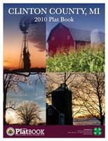 Clinton County Michigan 2010 Plat Book