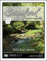 Crawford County Arkansas 2015 Plat Book