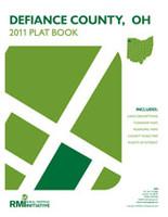 Defiance County Ohio 2011 Plat Book