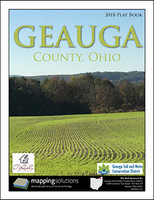 Geauga County Ohio 2018 Plat Book
