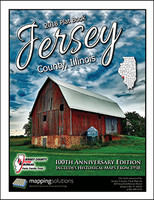 Jersey County Illinois 2018 Plat Book