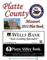 Platte County Missouri 2012 Plat Book