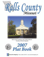 Ralls County Missouri 2007 Plat Book