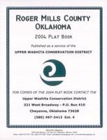 Roger Mills County Oklahoma 2004 Plat Book