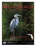 Palm Beach County Florida 2013 Plat Book