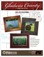 Gladwin County Michigan 2011 Plat Book