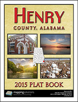 Henry County Alabama 2015 Plat book