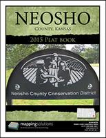 Neosho County Kansas 2015 Plat Book
