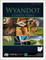 Wyandot County Ohio 2018 Plat Book