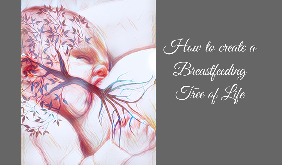How To Create Breastfeeding Tree Of Life Pictures Milk