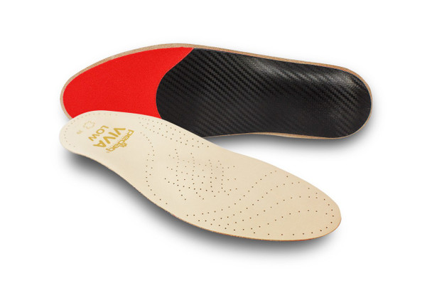 Pedag VIVA LOW Orthotic with  extra soft and flexible foot support