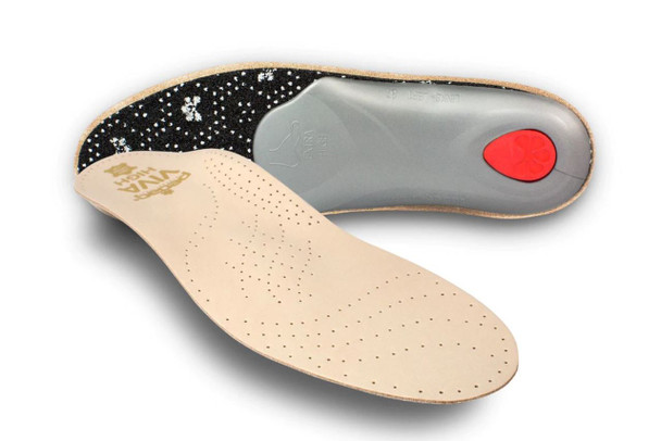Pedag VIVA HIGH Semi-Rigid Orthotic with an extra high arch support