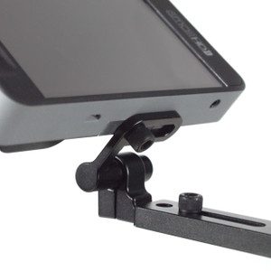 Adjustable Monitor Attachment Bracket