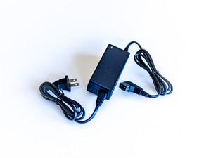 V-lock battery charger