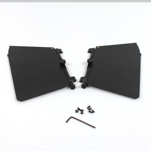 Matte Box Side Flags (pair)