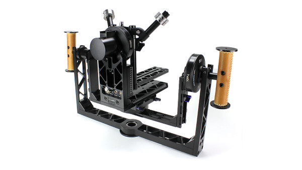 4 Axis - Rear View