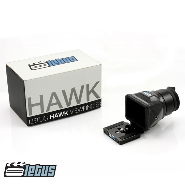 Limited Edition Carbon Fiber Letus Hawk