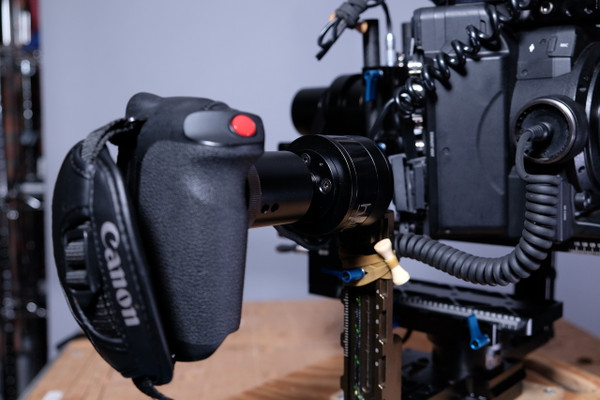 Arri rosette adapter for Helix Handle (for C200/FS5)