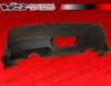 2008-2013 Infiniti G37 2dr Zelda Rear Bumper. All Vis fiberglass Body Kits; bumpers, Lips side skirts, spoilers, and hoods are made out of a high quality fiberglass. All Body Kits come with wire mesh if applicable. Professional installation required. Picture shown is for illustration purpose only. Actual product may vary due to product enhancement. Modification of part is required to ensure proper fitment. Test fit all Body Kit parts before any modification or painting. Accessories like fog lights, driving lights, splitter, canards, add-on lip, intake scoops, or other enhancement products are not included unless specified in the product description. Intended for OFF ROAD use only.