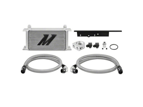 Mishimoto Thermostatic Oil Cooler Kit Nissan 350Z 03-09/Infiniti G35 03-07 Coupe