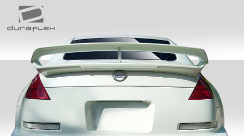 2003-2008 Nissan 350Z 2DR Coupe Duraflex N-3 Trunk Wing Spoiler - 1 Piece