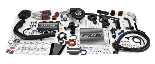 2012-2018 Nissan 370Z [Z34] (Base and Touring) Supercharger - Tuner Kit - Black