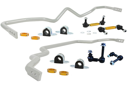 BNK014 F and R Sway bar - vehicle kit