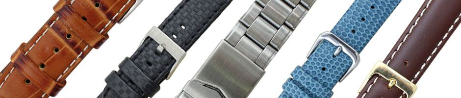 f417a2097d6fc Watch Bands and Leather Watch Straps For Watch Band Replacement