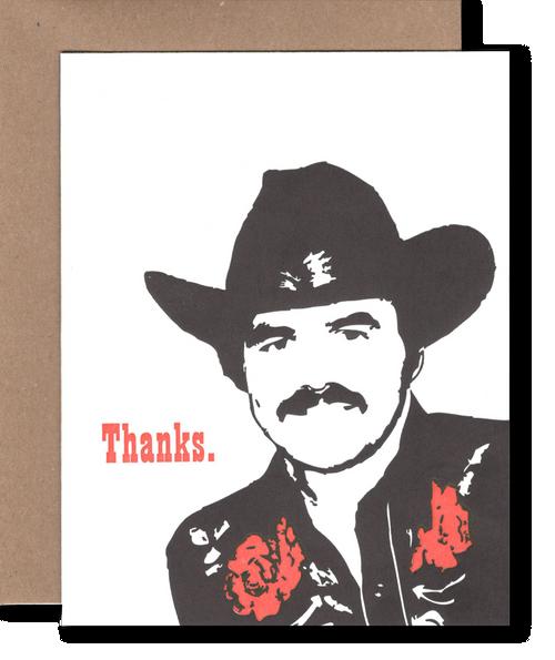Burt Thanks