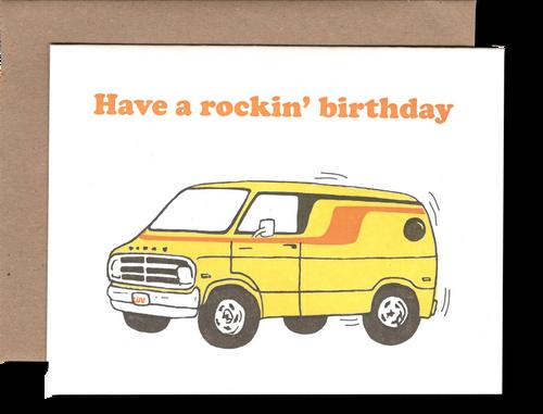 Rockin Birthday