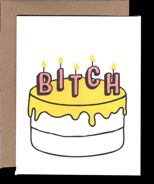 Bitch Cake
