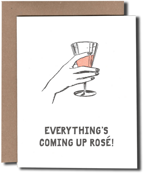 Everything's coming up Rose!