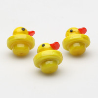 Rubber Ducky Carb Caps