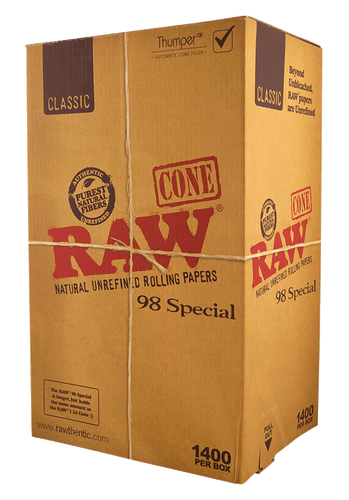 Raw 98 Special | 1400 Pack | Internal Use