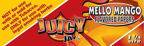 Juicy Jay's 1 1/4 | Mango | 24 books per box