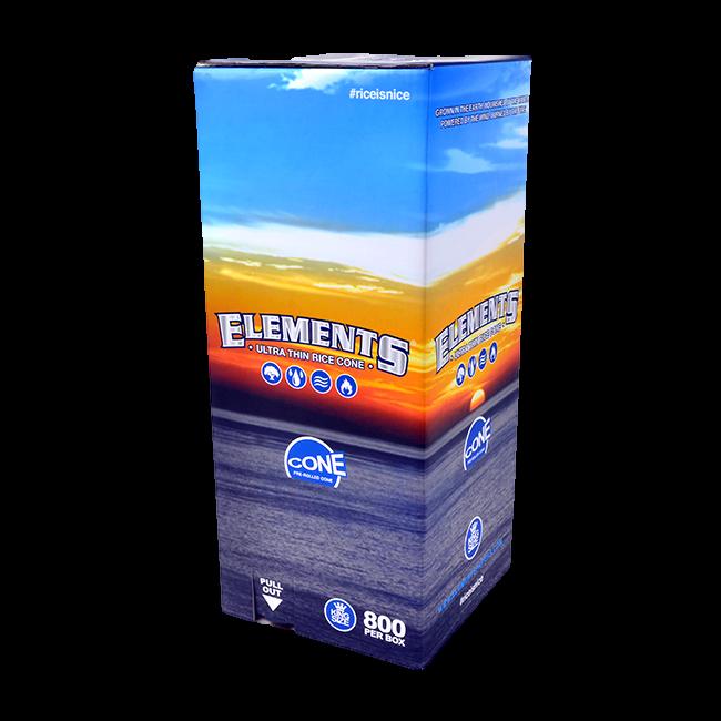 Elements Cones King Size | 800 pk